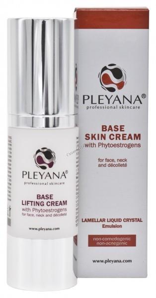 pleyana базовый лифтинг крем с фитоэстрогенами