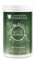 Janssen Green Freshness Scrub (Обновляющий скраб с экстрактом торфа), 1000 мл -
