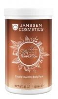 Janssen Creamy Chocolate Body Pack (Шоколадное обёртывание), 1000 мл -