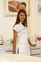 Janssen Cosmetics (Форма косметолога кимоно с логотипом) -