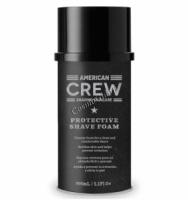 American crew Protective shave foam (Защитная пена для бритья), 300 мл -