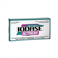 Iodase Actisom soluzione (Сыворотка для тела), 20*5 мл -
