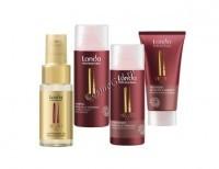 Londa Professional Velvet Oil (Дорожный набор шампунь, кондиционер, маска, масло), 4 средства -