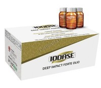 Iodase Deep Impact Forte (Сыворотка для тела), 10*10 мл -