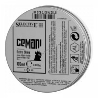 Selective Professional Cemani For Man Extra Shine (Воск для волос с глянцевым эффектом), 100 мл -