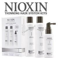 Nioxin Hair system kit system 4 (Набор 3-ступенчатой системы система 4) -