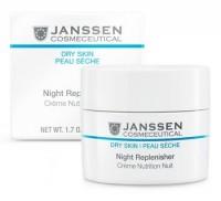 Janssen Night replenisher (Питательный ночной регенерирующий крем) -