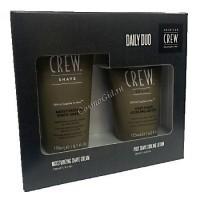 """American Crew Подарочный набор для бритья """"Shave"""", 2 средства. -"""