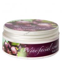 Thai Traditions Wine Facial Scrub (Скраб для лица Вино) - купить, цена со скидкой
