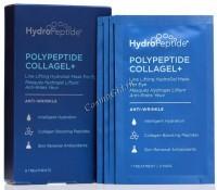 HydroPeptide PolyPeptide Collagel Face (Маска гидрогелевая для лица с эффектом лифтинга), 12 шт -