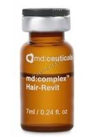 MD Ceuticals MD Complex TM Hair-Revit CxHR (Коктейль для восстановления, укрепления и роста волос), 1 шт x 7 мл -