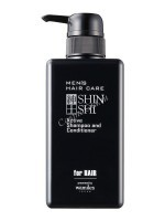 Otome Men's Hair Care active shampoo Shinshi (Тонизирующий шампунь-кондиционер для мужчин), 500 мл -
