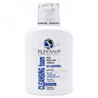 Pleyana Cleansing Foam with Mylti-Acid Complex ST-Control (Очищающая пенка с мультикислотным комплексом ST-CONTROL)  -