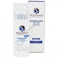 Pleyana Glycolic Acid Gel peel (Гель-пилинг с гликолевой кислотой 10%, 3,5 ph) -
