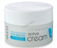 Aravia Active Cream (Активный увлажняющий крем с гиалуроновой кислотой), 150 мл - купить, цена со скидкой