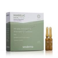 Sesderma Mandelac moisturizing serum (Сыворотка с миндальной кислотой), 5 шт. по 2 мл -