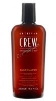 American crew Daily Shampoo (Шампунь для ежедневного ухода за волосами) -