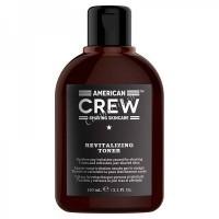 American crew Revitalizing toner shaver skincare (Лосьон восстанавливающий после бритья), 150 мл -