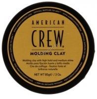 American crew Classic molding clay (Формирующая глина для укладки волос), 85 мл -