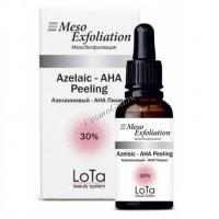 MesoExfoliation Azelaic –АНА peeling (Азелаиновый–АХА  пилинг), 30 мл -