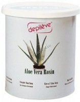 Depileve Aloe Vera Rosin Wax (Воск алоэ-вера), 800 гр -