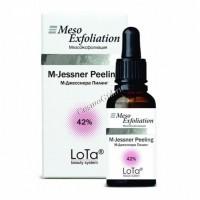 MesoExfoliation M-Jessner peeling (М-Джесснера пилинг), 30 мл. -