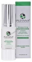 Pleyana Moisturizing Eye Radiance Cream with Lymphatic Drainage Complex (Крем-сияние для контура глаз увлажняющий с Лимфодренажным комплексом), 30 мл -