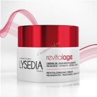Lysedia Revitalage crème de jour revitalisante (Ревитализирующий дневной крем «Ревиталаж»), 125 мл. -