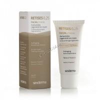 <p>Sesderma Retises Antiwrinkle regenerative cream 0,25% (Крем регенерирующий против морщин), 30 мл&nbsp;</p> -