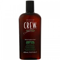 American crew Tea tree body wash (Гель для душа очищающий), 450 мл. -
