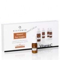 Histomer Vitamin C Pure Complex (Чистый Витамин С концентрат), 6 флаконов по 6,6 мл -