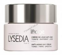 Lysedia Liftage crème de jour anti-age (Крем антивозрастной дневной «Лифтаж»), 50 мл -
